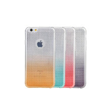 Чехол Remax TPU Bright Gradient Blue для iPhone 6/6s
