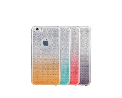 Чехол Remax TPU Bright Gradient Blue для iPhone 6/6s