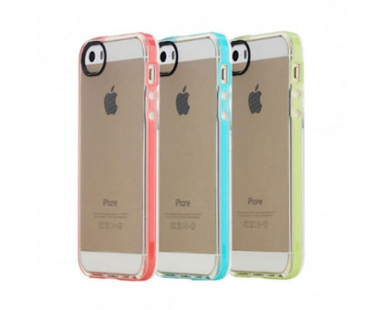 TPU чехол ROCK Joyful Series для Apple iPhone 5/5S/SE