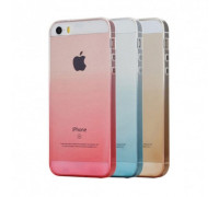 TPU Чохол ROCK Iris series для Apple iPhone 5/5S/SE