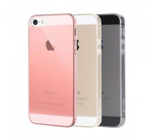 Ультратонкий чехол ROCK Ultrathin Slim Jacket для Apple iPhone 5/5S/SE