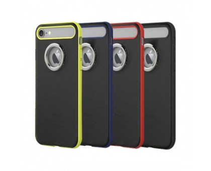 TPU+PC чехол Rock Ring Holder Case M2 Series для Apple iPhone 7