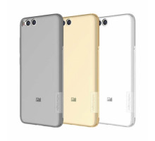 TPU чехол Nillkin Nature Series для Xiaomi MI 6