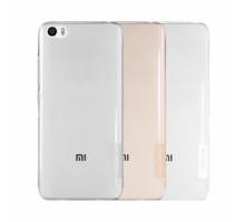 TPU чехол Nillkin Nature Series для Xiaomi MI5/MI5 Pro