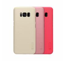 Чехол Nillkin Matte для Samsung Galaxy S8 Plus (+ пленка)
