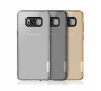 TPU чехол Nillkin Nature Series для Samsung Galaxy S8 Plus