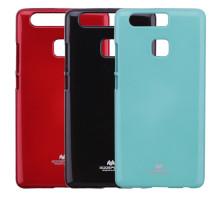 TPU чехол Mercury Jelly Color series для Huawei P9 Lite