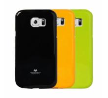 TPU чехол Mercury Jelly Color series для Samsung Galaxy S6 Edge