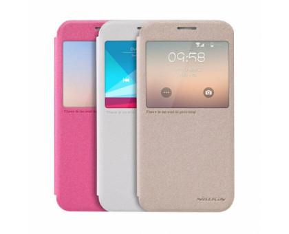 Чехол-книжка Nillkin Sparkle Series для Samsung Galaxy S6