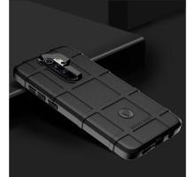Защитный чехол Soft TPU Cell Cover для Xiaomi Redmi Note 8 Pro - Черный