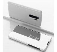 Чехол-книжка Mirror Case для Xiaomi Redmi Note 8 Pro - Белый