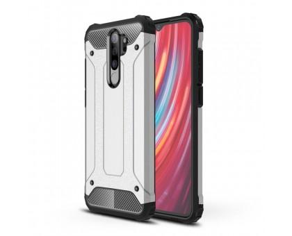 Защитный чехол Spigen для Xiaomi Redmi Note 8 Pro - Белый
