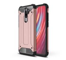 Защитный чехол Spigen для Xiaomi Redmi Note 8 Pro - Розовый