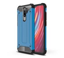 Защитный чехол Spigen для Xiaomi Redmi Note 8 Pro - Синий
